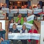 West Quay fund raisers